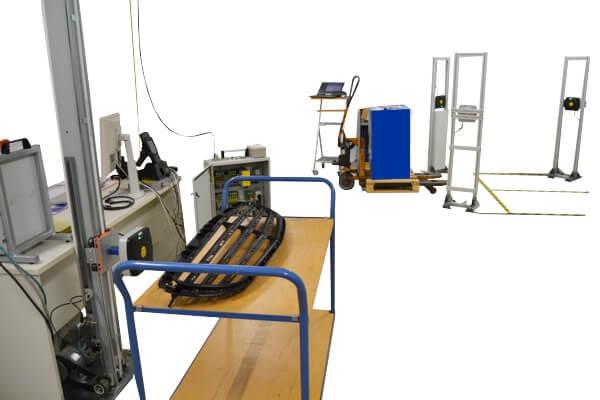 RFID laboratory   SIGMA Chemnitz GmbH
